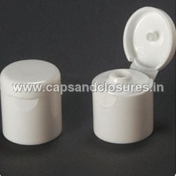 Flip Top Caps for Pharma Bottles