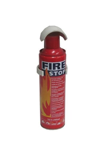 Portable Fire Extingusher