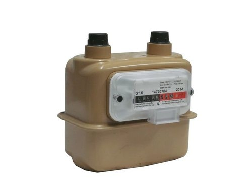 LPG Flow Meter