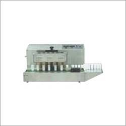 Continuous Induction Cap Sealing Machine