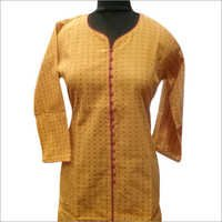 Cotton Plain Kurtis