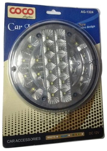 Coco Gold Car Round Interior Led Light