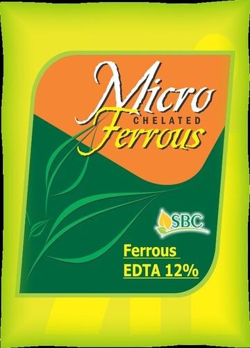 Chelated Ferrous EDTA