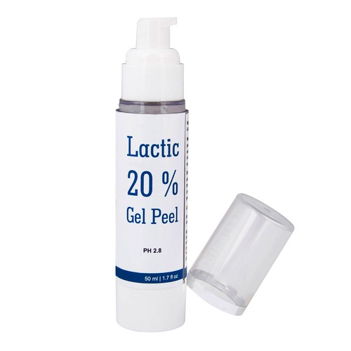 Cosderma Lactic Peel20% Gel peel for Glowing Fairer skin remove pigmentation