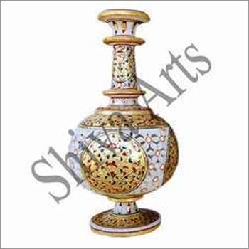 Metallic Gold Marble Surai
