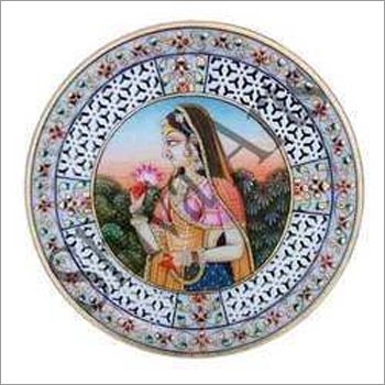Printed Marble Plates