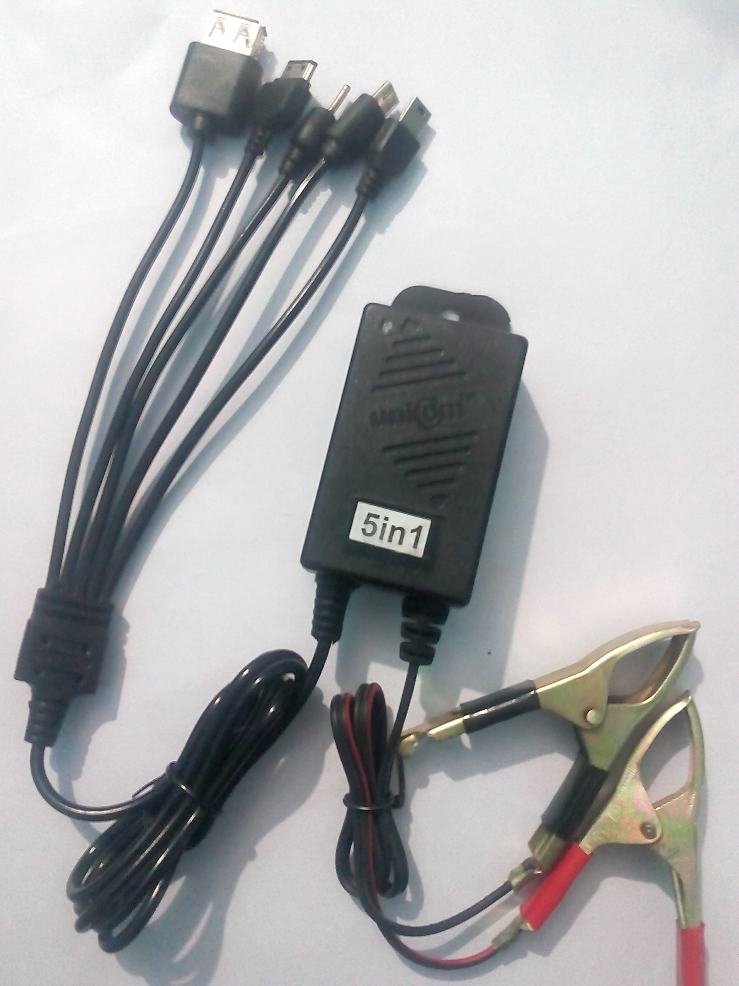 5in1 DC Charger