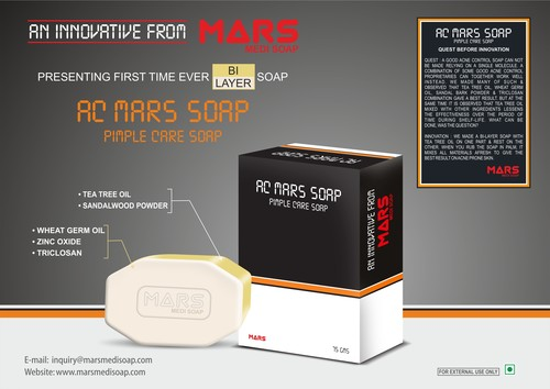 AC MARS Pimple Care Soap