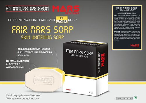 FAIR MARS Fairness Soap