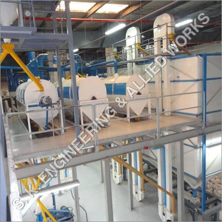 Modern Dal Mill Plant