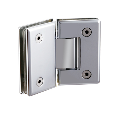 135 Degree Brass Shower Hinge