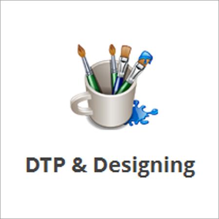 DTP Designing Services