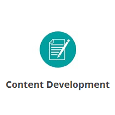 Content Development Services