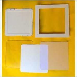 Led Slim Panel Light Housing