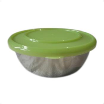 Plastic Lid Serving Bowl