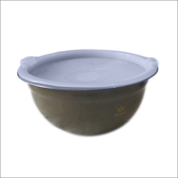Bowl with Inside Lid
