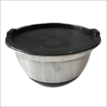 German Bowl with Inside Lid