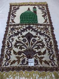 Velvet prayer rugs