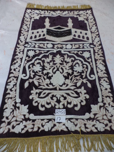 Embroidered Prayer Rugs