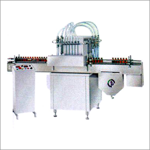 Pharmaceutical Bottle Filling Machine