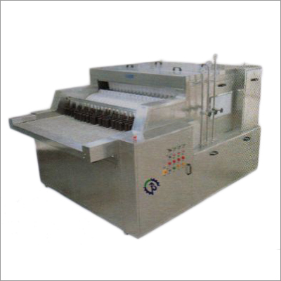 Automatic Tunnel Type Linear Bottle Washing Machine