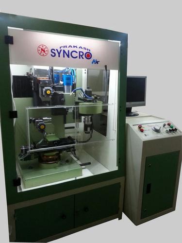 9 Axis CNC Machine