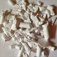 Polycarbonate White Scrap