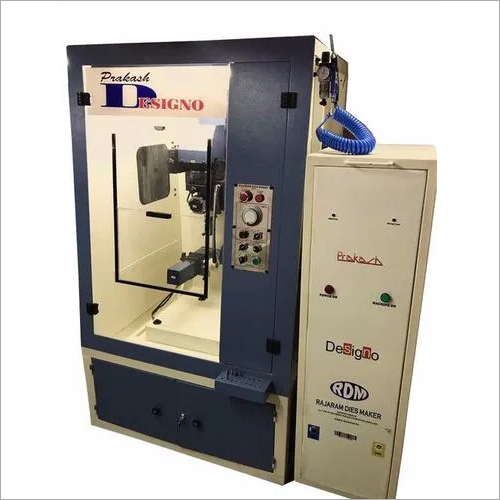 8 Axis CNC Machine