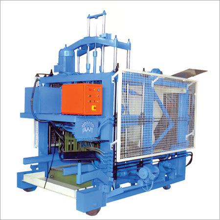 Heavy Duty Concrete Block Machine