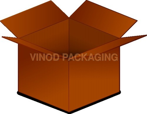 Coloured Cartoon Box