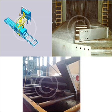 Standard Shot Blasting Machines