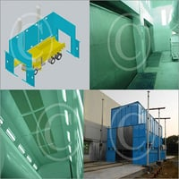 Water Wash Paint Booths