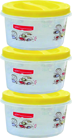 Twister Packing Container 3 Pcs