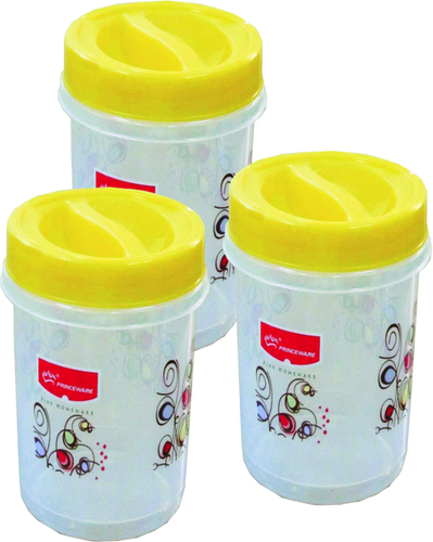 Twister Packing Container 3 Pcs With Sp. (P)