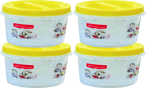 Twister Packing Container 4 Pcs With Sp. (P)