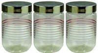 Senorita Pet Jar 500 Ml X 3 (F.P.) With Steel Lid