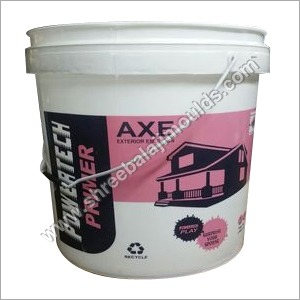 Powertech Plastic white Bucket