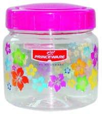 Julia Pet Jar Set 3300  ml With Spoon (F.P.)