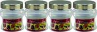 Poppy Pet Jar 250 ml x 4 Pcs Set