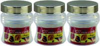 Poppy Pet Jar 500 ml x 3 Pcs Set