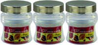 Poppy Pet Jar 1000 ml x 3 Pcs Set