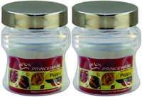 Poppy Pet Jar 1500 ml x 2 Pcs Set