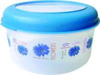 Sns Round Pkg. Container Set [F.P.] 1125 ml