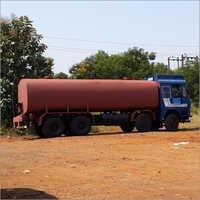 Bitumen Truck Tankers