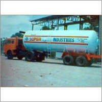 Bitumen Road Tankers