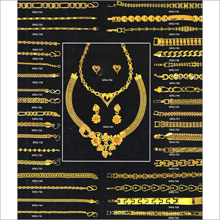 Heavy Gold Necklaces