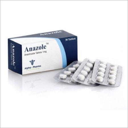 Anazole Anastrozole 1mg Tablets