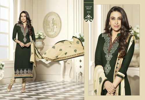 ZALAK KARISHMA Cotton Suits