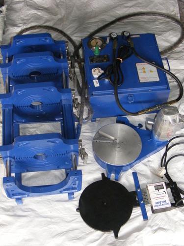 HDPE Digital Controller Machine