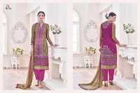 CARTIER Churidhar Embroidery Suits
